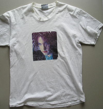 旧 Robert Smith T-shirt