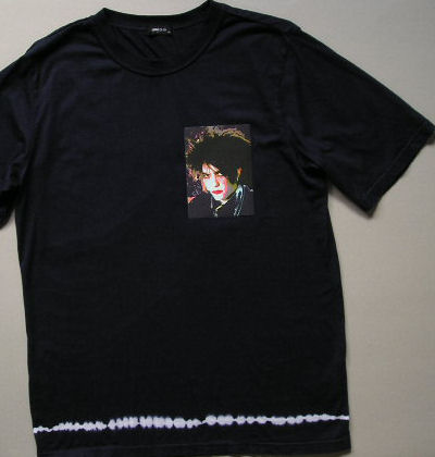 新 Robert Smith T-shirt